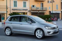 Volkswagen Golf Sportsvan minivan foto 4