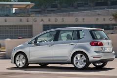 Volkswagen Golf Sportsvan minivan foto 5