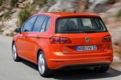 Volkswagen Golf Sportsvan minivan foto 6