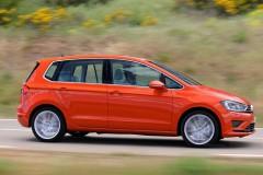 Volkswagen Golf Sportsvan minivan foto 7