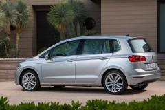 Volkswagen Golf Sportsvan minivan foto 8