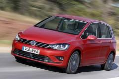 Volkswagen Golf Sportsvan minivan foto 9