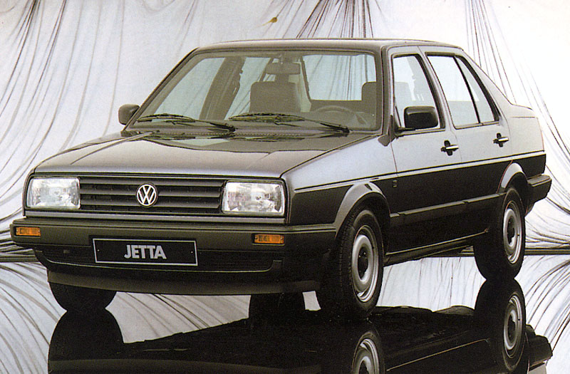 volkswagen jetta sedan 1986 1992 reviews, technical data, pricesvolkswagen jetta 1986 photo image