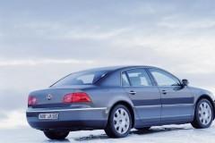 Volkswagen Phaeton sedana foto attēls 3