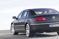 Volkswagen Phaeton sedana foto attēls 4