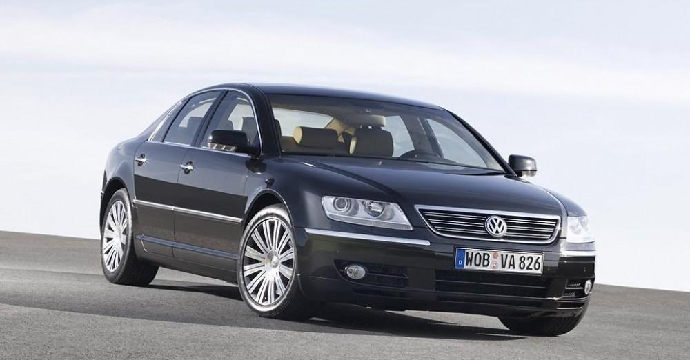 Volkswagen Phaeton 2002 foto attēls
