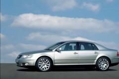 Volkswagen Phaeton sedana foto attēls 6