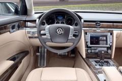 Volkswagen Phaeton sedana foto attēls 5