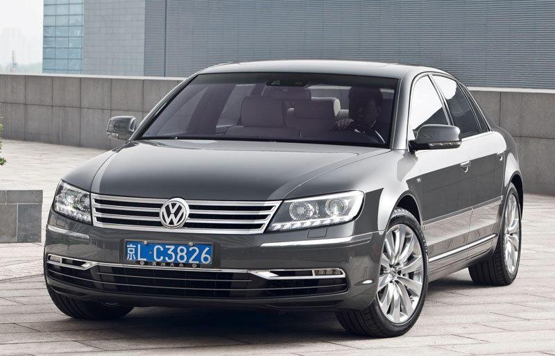 Volkswagen Phaeton 2010 foto attēls