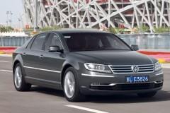 Volkswagen Phaeton sedana foto attēls 9