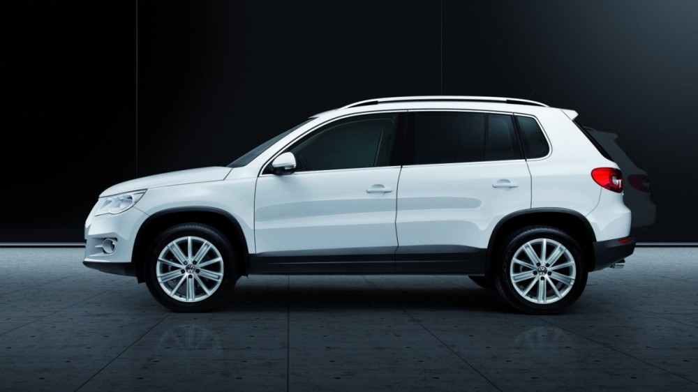 Volkswagen Tiguan 2007 - 2011 reviews, technical data, prices