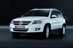 Volkswagen Tiguan foto attēls 9