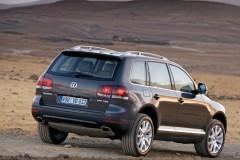 Volkswagen Touareg foto attēls 3
