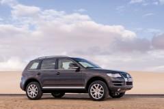Volkswagen Touareg foto attēls 4