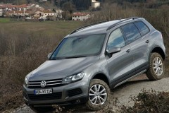 Volkswagen Touareg foto attēls 1