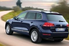 Volkswagen Touareg foto attēls 14