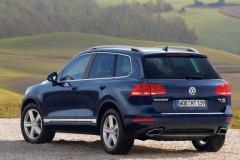 Volkswagen Touareg foto attēls 15