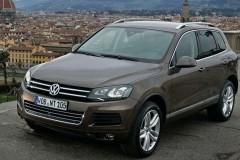 Volkswagen Touareg foto attēls 17