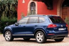 Volkswagen Touareg foto attēls 18
