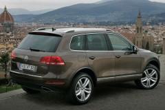 Volkswagen Touareg foto attēls 20