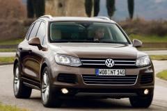 Volkswagen Touareg foto attēls 13