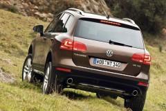 Volkswagen Touareg foto attēls 12
