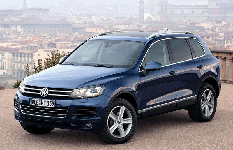 Volkswagen Touareg 2010 Photo Image