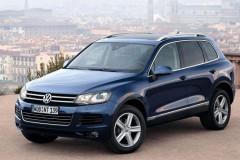Volkswagen Touareg foto attēls 2