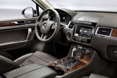 Volkswagen Touareg foto attēls 6