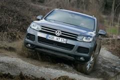 Volkswagen Touareg foto attēls 7