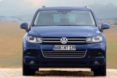 Volkswagen Touareg foto attēls 8