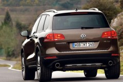Volkswagen Touareg foto attēls 9