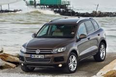 Volkswagen Touareg foto attēls 10