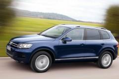 Volkswagen Touareg foto attēls 11
