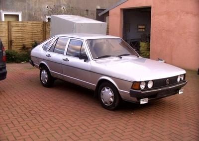 Volkswagen Passat 1980 foto attēls