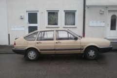 Volkswagen Passat hečbeka foto attēls 3