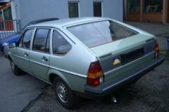 Volkswagen Passat hečbeka foto attēls 13