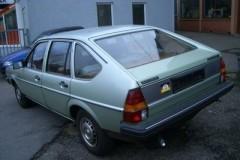 Volkswagen Passat hečbeka foto attēls 20