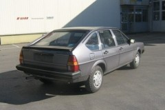 Volkswagen Passat hečbeka foto attēls 21