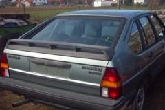 Volkswagen Passat hečbeka foto attēls 17