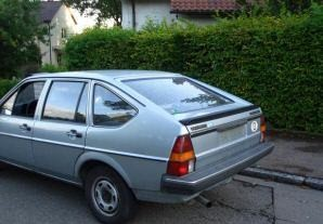 Volkswagen Passat Hatchback 1985 1988 Reviews Technical