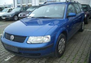 Volkswagen Passat 1997 foto attēls