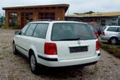 Volkswagen Passat Variant universāla foto attēls 10