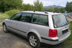 Volkswagen Passat Variant universāla foto attēls 11