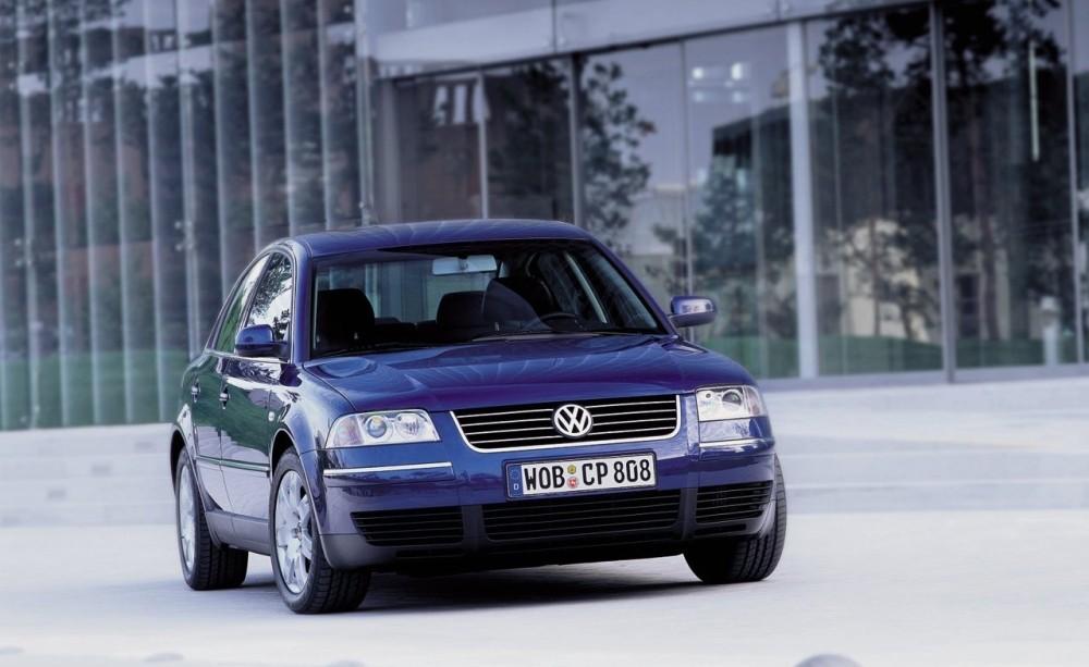 Volkswagen Passat 2000 foto