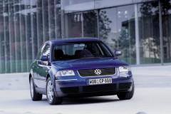 Volkswagen Passat sedan foto 1