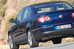 Volkswagen Passat sedana foto attēls 4