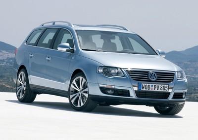 Volkswagen Passat 2005 foto attēls