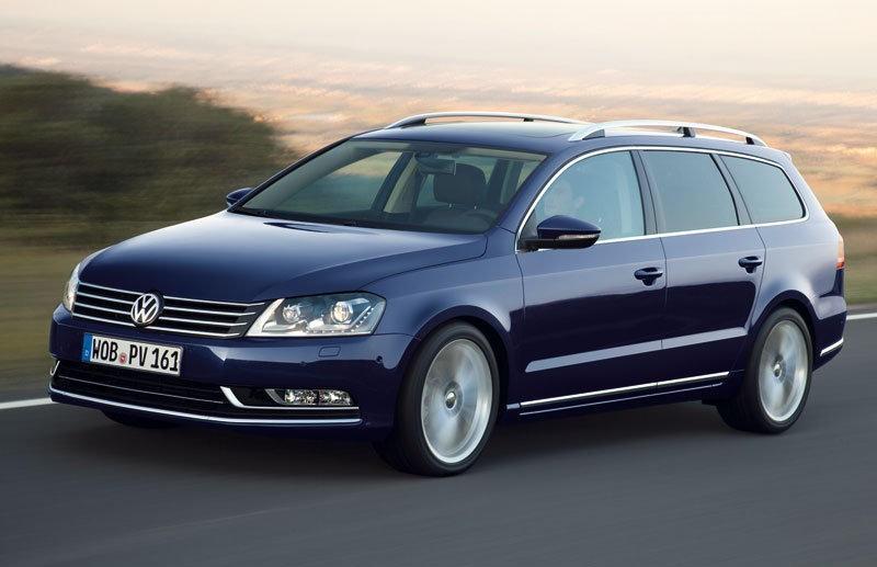 Volkswagen Passat 2010 foto attēls