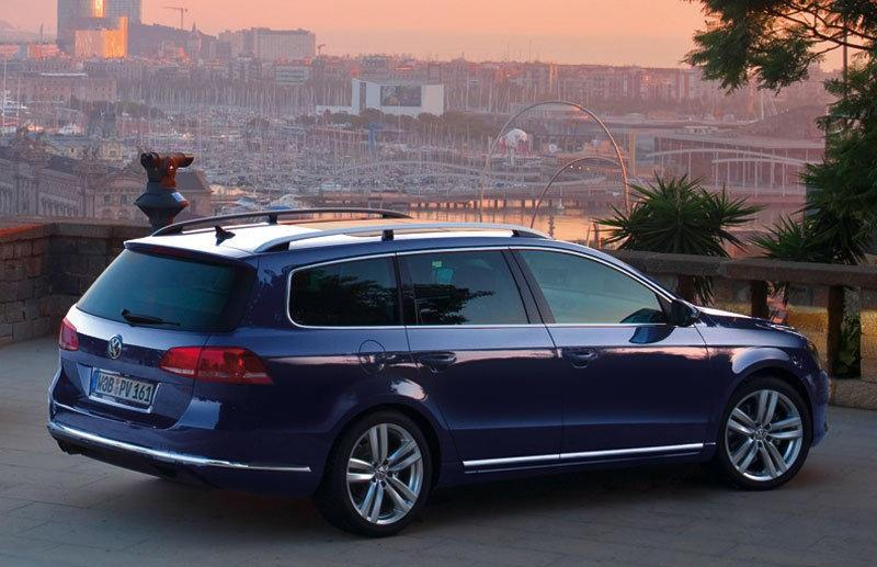 Volkswagen Passat Variant Estate Car Wagon 2010 2014